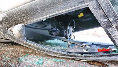 Погоня в Глубоком закончилась поимкой пьяного водителя