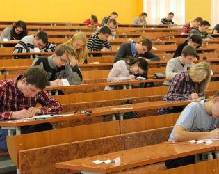 Тема недели: В Беларуси изменяются правила приема в учреждения высшего и среднего специального образования