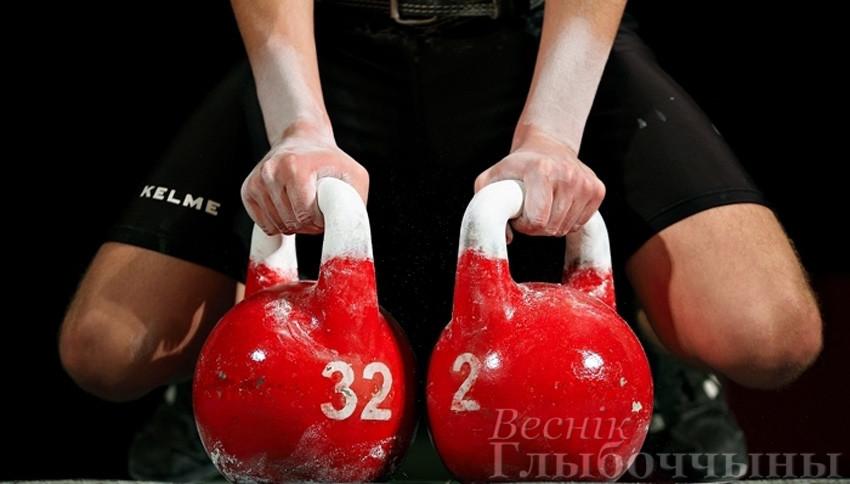 18 марта 2017 года в Глубоком состоится первенство района по гиревому спорту