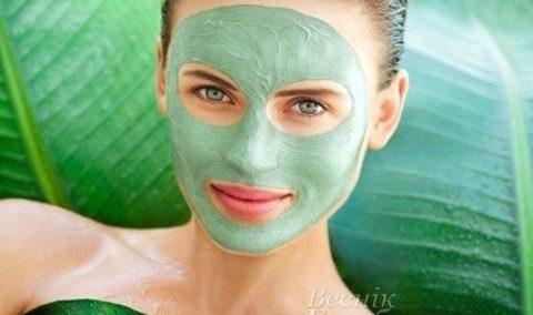 Простая и эффективная маска для лица