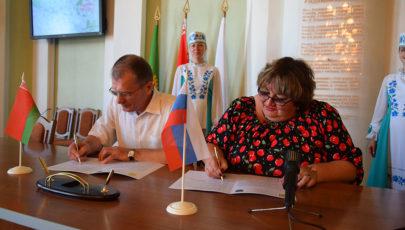 Город Глубокое будет развивать сотрудничество с Уварово из Тамбовской области