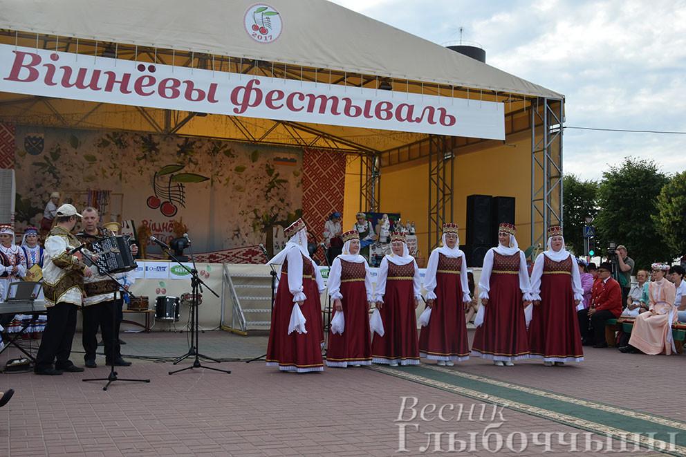 Этно-вечеринка на Вишнёвом фестивале-2017