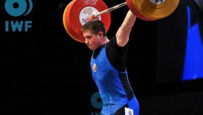 Штангист-глубочанин Андрей Орлёнок участвовал в первенстве мира по тяжёлой атлетике в Японии