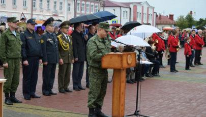 Председатель Глубокского райисполкома: учения позволили силам территориальной обороны района получить уникальный практический опыт