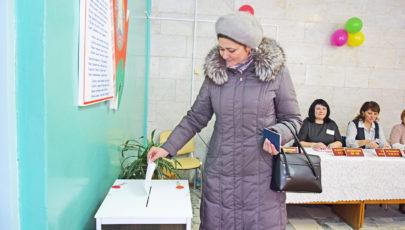 Председатель районного Совета депутатов Галина Унукович: избирательная кампания в Глубокском районе организована на должном уровне