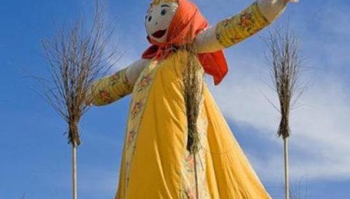 25 февраля в Глубоком состоится районный праздник «Проводы зимы»