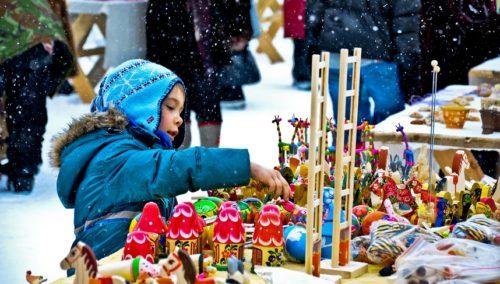 Выставка-ярмарка, посвящённая масленичной неделе, состоится 18 февраля возле Березвечского Свято-Михайловского женского монастыря