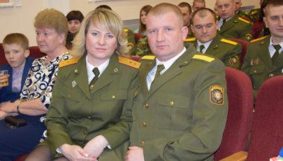 Вековой юбилей со дня образования внутренних войск МВД Республики Беларусь во 2-м отдельном стрелковом батальоне войсковой части 5524 отметили праздничным концертом