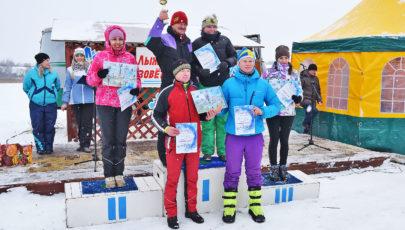 Победители районного спортивно-художественного праздника «Глубокская лыжня-2019»