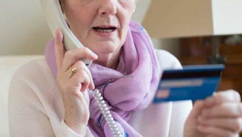 телефонное мошенничество