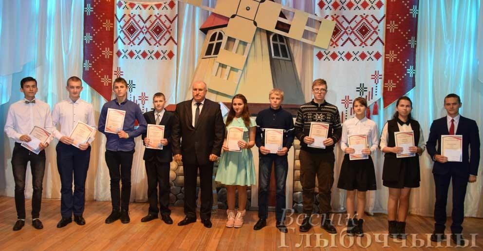 Новости Глубокского района