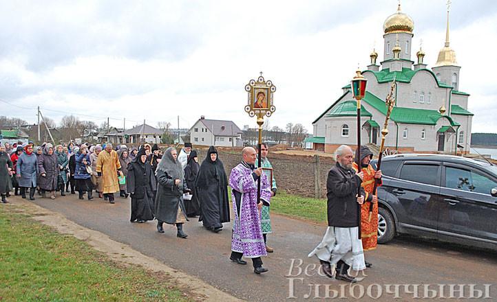 Праздник в Березвечской обители