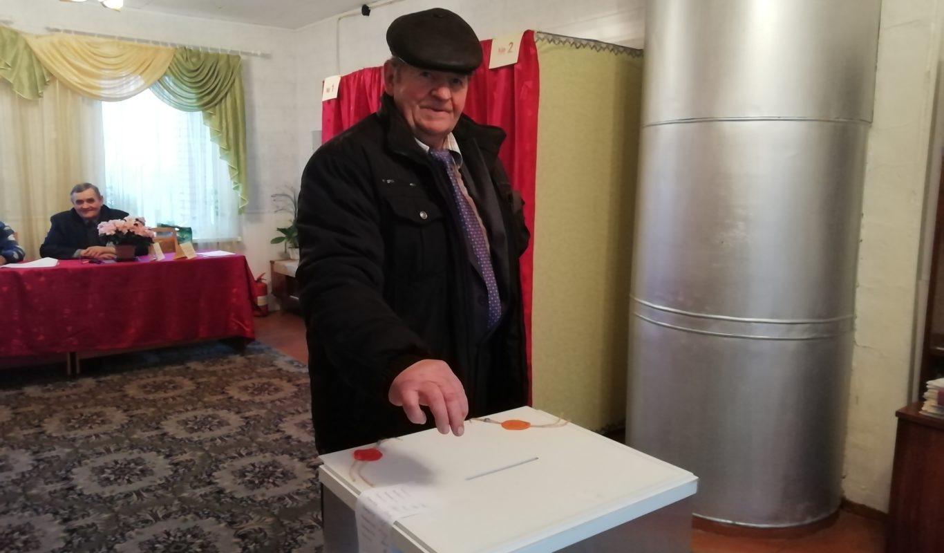 Выборы депутатов в Палату представителей Национального собрания Республики Беларусь седьмого созыва стартовали