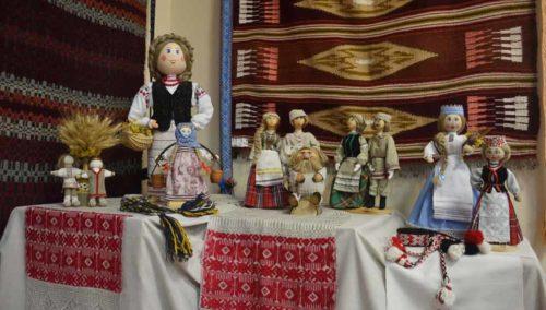 В Глубоком открылась юбилейная выставка Дома ремесел