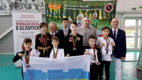 Юные глубочане стали призёрами Кубка Беларуси по спочану