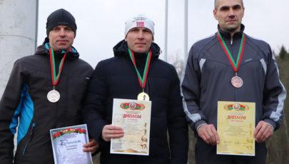 Глубокский отдел Департамента охраны занял 2 место на Чемпионате по лыжным гонкам