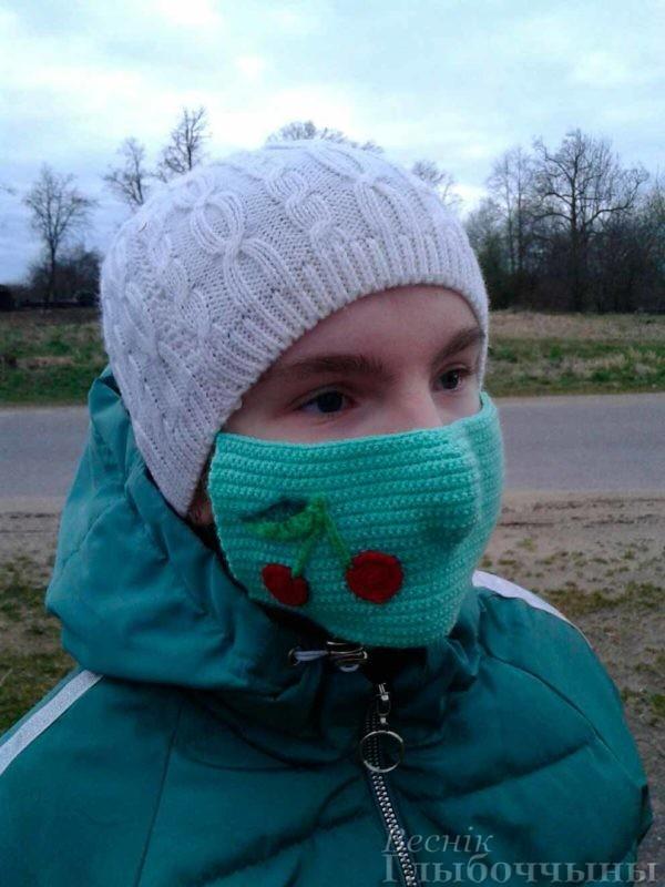 Автор маски – Жук Виолетта