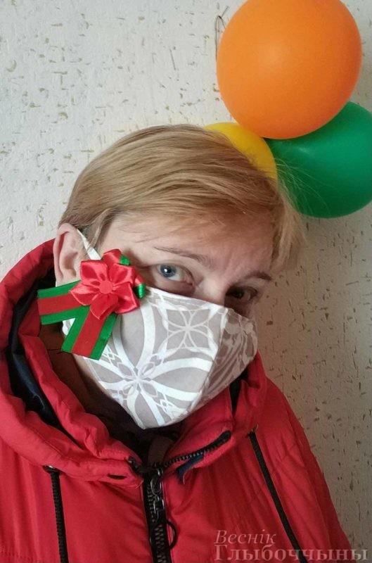 Автор маски – Петько Людмила