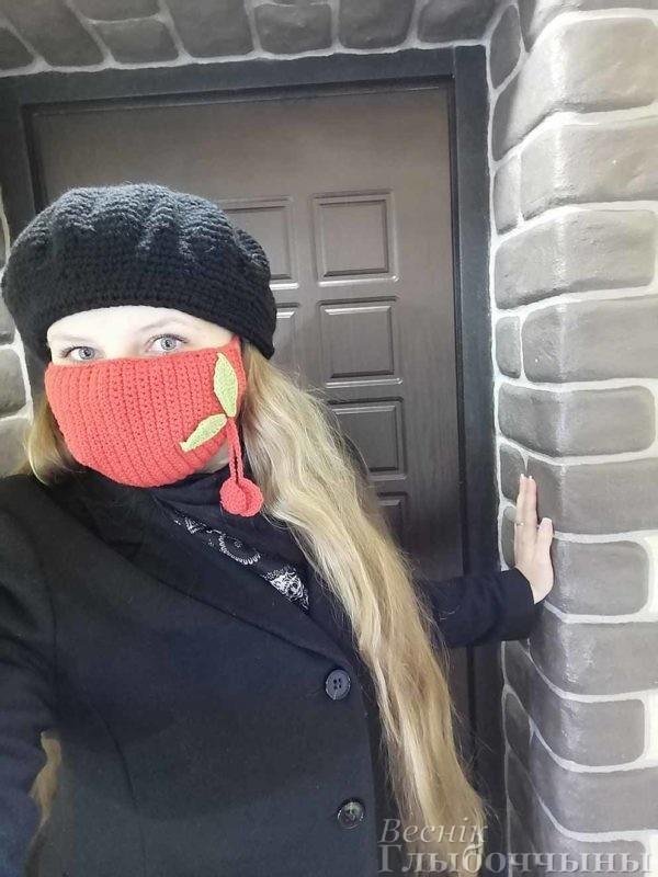 Автор маски – Коляго Татьяна