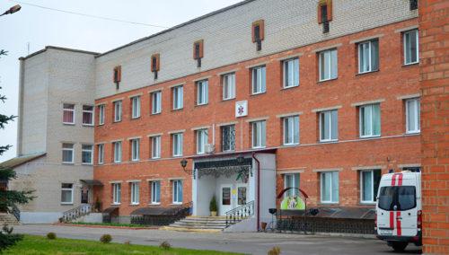 Глубокое коронавирус Глубокская больница