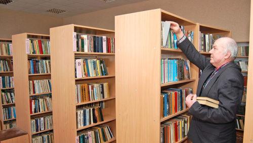 Глубокская библиотека