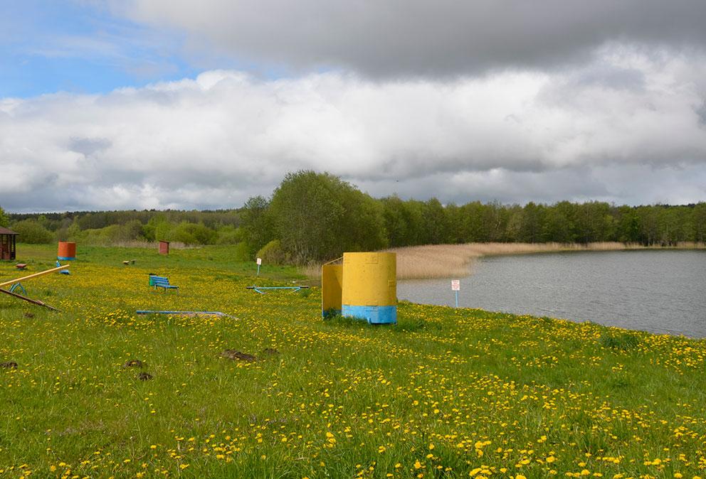 Озеро Беглец