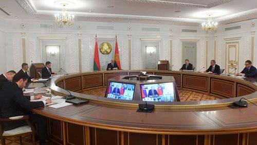 Заседание ЕАЭС