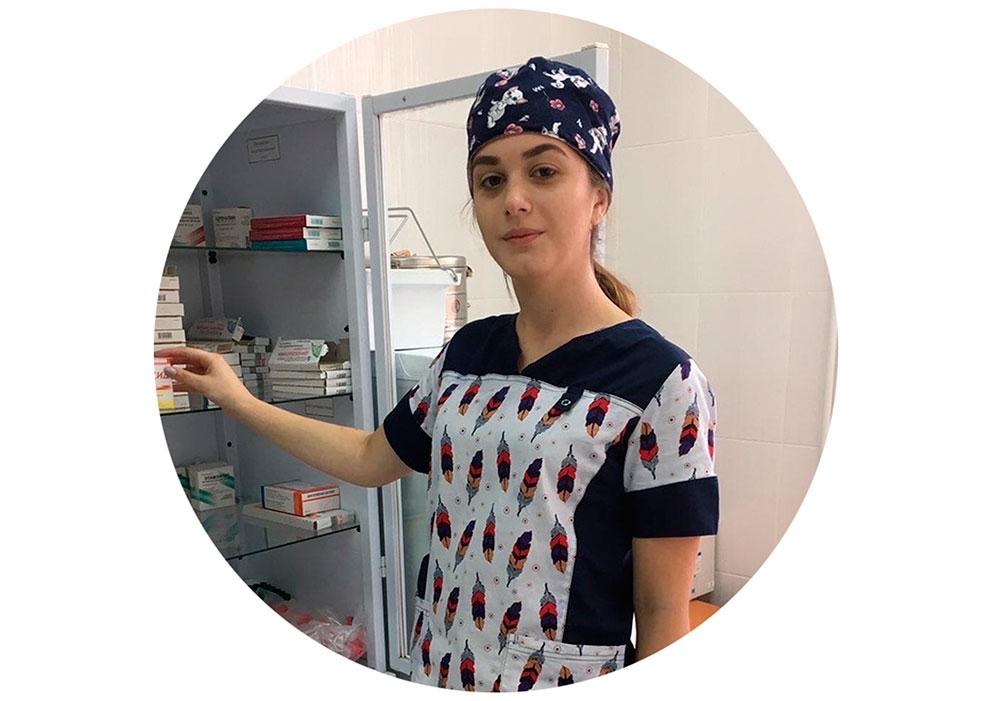 Анастасия Ефименкова