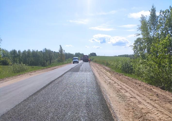 Дорога на Язно
