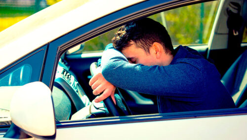 нетрезвый водитель