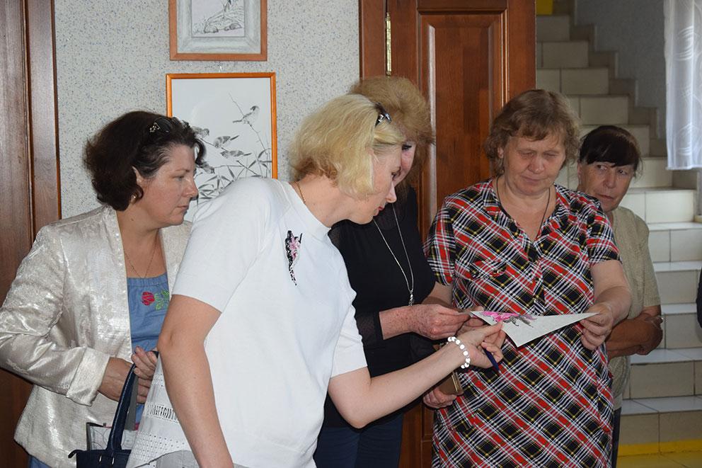 выставка Светланы Новиковой