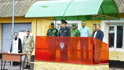 Новый учебный период стартовал во внутренних войсках