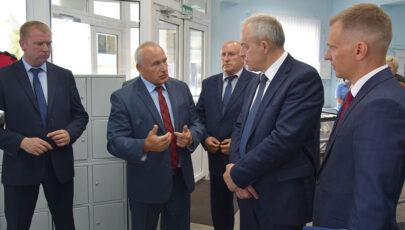 В Глубоком построят школу и проведут областные «Дажынкi-2022»