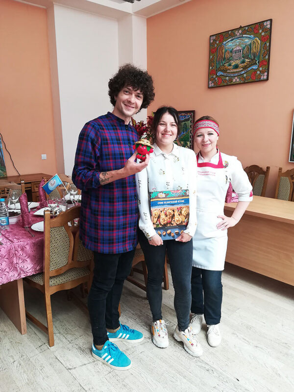 Елена Микульчик, Артем и Ксения Лукьяненко