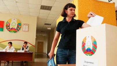 Явка избирателей за два дня досрочного голосования составила 12,75%