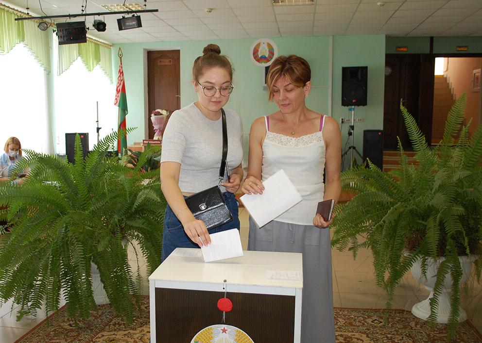 выборы в Подсвилье