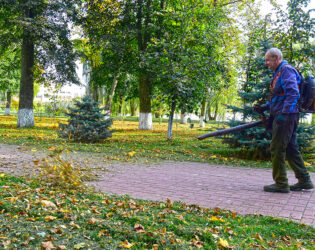 Осень в Глубоком (фоторепортаж)