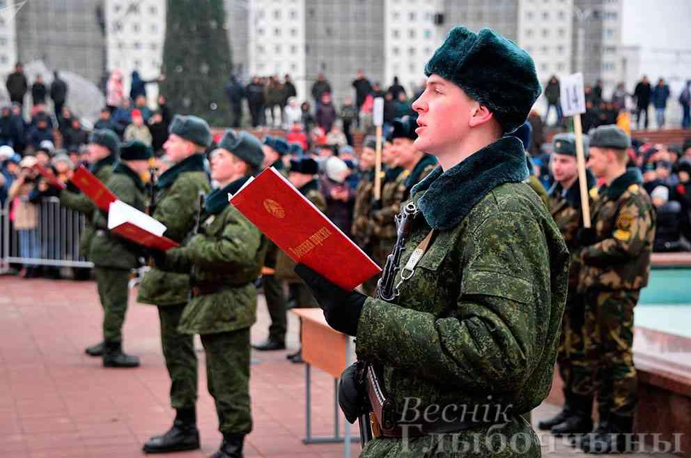 Как будет проходить принятие военной присяги в Вооруженных Силах в условиях пандемии