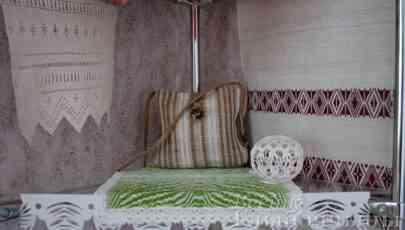 В Глубокском Доме ремёсел открыта выставка гостьи из Докшиц