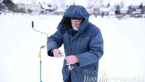 Рыбацкое счастье: разговор со случайным (не случайным) рыбаком на оз. Кагальное в Глубоком
