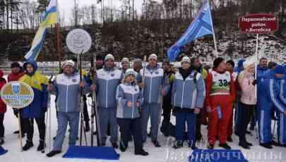 Команды Глубокского района соревновались на «Витебской лыжне» в Городке (видео+фото)