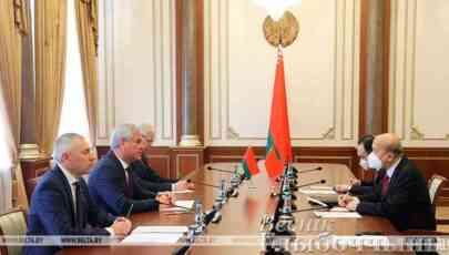 Владимир Андрейченко: развитие отношений с Китаем — приоритетное направление внешней политики Беларуси