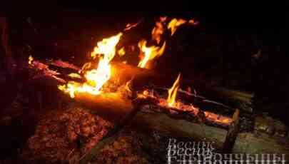 Уничтожена кровля, повреждено имущество… На Глубоччине произошло 2 пожара