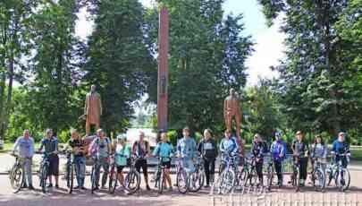 Глубочан приглашают принять  участие в велопробеге