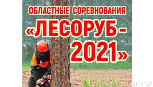 В Глубоком пройдут областные соревнования «Лесоруб-2021»