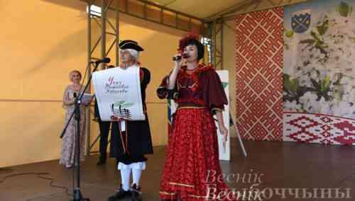 Фоторепортаж с открытия Международного праздника «Вишнёвый фестиваль»