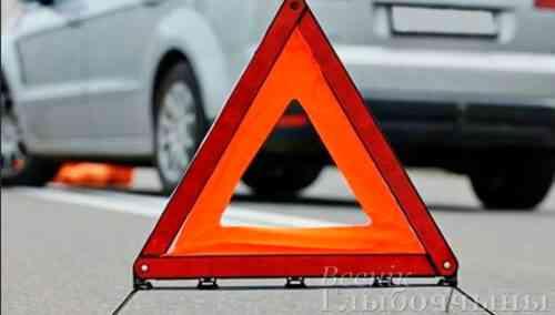 В Глубоком водитель автомобиля уснул за рулем, в ДТП пострадала пассажир