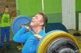 Тренировка глубокских штангистов (фото+видео)